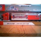 2002 TAMPA BAY BUCCANEERS TRUCK & TRAILER
