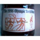 1996 Olympic Torch Relay Atlanta Coke Coca Cola Bottle