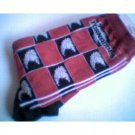 Tornadoes Print Ladies Socks 9-11