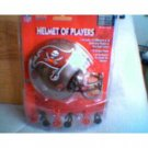 Tampa Bay Buccaneers MINI Helmet of Players NFL