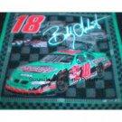 2002 Bobby LaBonte NASCAR Racing  Pillow Fabric Panel