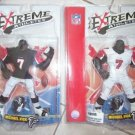 Atlanta Falcons Michael Vick 2  Extreme Figures NFL