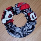 Dale Earnhardt Jr #8  NASCAR Fabric Hair Scrunchie