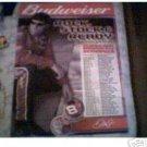 Dale Earnhardt JR 2003 Poster NASCAR BUD
