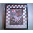 Dale Earnhardt  Sr Shadow Box  Postage Stamp NASCAR