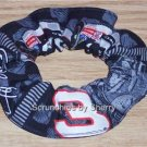 Dale Earnhardt  #3  NASCAR Fabric Hair Tie Scrunchie