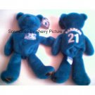 Dallas Cowboys  Deion Sanders #21  BEANIE BEAR  NFL