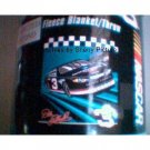 Dale Earnhardt  Sr Fleece Blanket Throw NASCAR