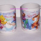 Disney Winnie the Pooh Eyore Tigger Snow Day Coffee Mug