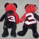 Big 15 inch DALE EARNHARDT  Bear Team Speed NASCAR