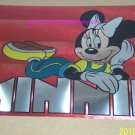 Walt Disney Vintage Foil Minnie Mouse Picture Dufex