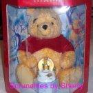 Disney Store 2000 Winnie the Pooh & Snowglobe