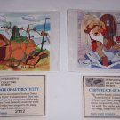 3 Disney Characters Brother Grimm Fairy Tales Disney Postage Stamps Maldives