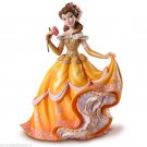 Disney Princess Belle Couture de Force Figurine Showcase Enesco NIB