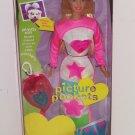 Barbie Picture Pockets Doll NRFB Photo Album Keychain