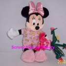 Walt Disney World Minnie Mouse Plush Toy Mom's Day 2005 Mothers Gift Retired
