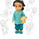 Disney Princess Jasmine Doll Little Animators Toddlers Collection MIB Mark Hemn