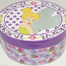Disney Tinker Bell Fairies Musical Jewelry Box  Kids New