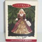 Hallmark Holiday Barbie Ornament Doll 1996 Christmas Vintage Retired
