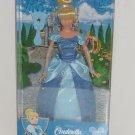 Disney  Cinderella Doll Princess Theme Parks Collection Blue Dress