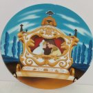 Disney Princess Cinderella Happily Ever After Collector Plate Knowles Retired