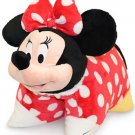 Disney Minnie Mouse Plush Pillow Theme Parks