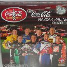 NASCAR Coca Cola Game Board 1st Edition Petty Stewart LaBonte M&M Collectible