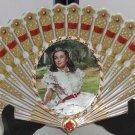 Gone Wind Collector Plate Scarlet Unfolding Beauty Tara Prayer Dress Bradford