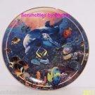 Fish Mothers Love II Collectors Plate Bradford Exchange Sealife Ocean Vintage