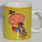 Family Guy Character Coffee Mug Cup 2007 I Like You Collector Fox