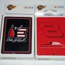 2 Dale Earnhardt Dale Jr. Decks Playing Cards NASCAR Poker Rummy Great Gift