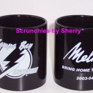Tampa Bay Lightning Coffee Mug Cup Black Hockey NHL