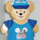 Disney Duffy Bear Outfit Clothes Costume Shirt Hat First Trip World Parks NWT