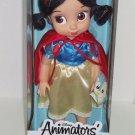 Disney Princess Snow White Doll Little Animators Dwarf Collection MIB Glen Keane