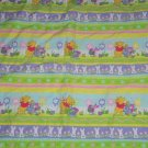 2 Disney Quilts Winnie Pooh Piget Reversible Changing Pad Crib Toddler Twins