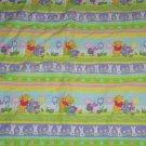 2 Disney Quilts Winnie Pooh Piget Reversible Changing Pad Crib Toddler Twins