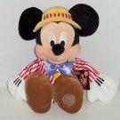 Disney Store Mickey Mouse Plush Club Fun Music Day Toy Exclusive Original NWT