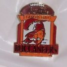 Tampa Bay Buccaneers Pin Old Logo Coke Coca Cola Hat Lapel  NFL Vintage Gift