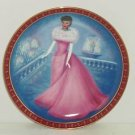 Barbie Enchanted Evening High Fashion Collectors Plate 1960 Vintage Danbury Mint