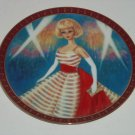 Barbie Collector Plate Holiday Dance High Fashion Doll 1965 Danbury Mint Vintage