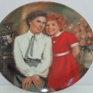 Annie Grace Collector Plate Orphan Columbia Picture Movie Vintage1983 Great Gift