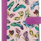 """Disney Parks Princess Runway Shoes  7"""" Tablet Case Reader Jasmine Rapunzel  NWTS"""