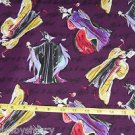 Disney Villains Couture Fabric Maleficent Crulla Queen Sewing Craft BTY
