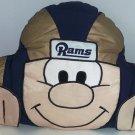 St Louis Rams Pillow NFL Football Player