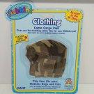 Webkinz Camo Cargo Pants Clothing Dogs Cats Code Ganz Plush Toy