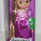 Disney Princess Rapunzel Doll Tangled Animators Collection Theme Park Glen Keane