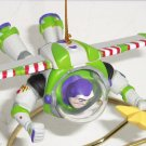 Disney Buzz Lightyear Toy Story Christmas Ornament Presidents Edition MIB