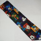 Disney Mickey Mouse Donald Duck Mens Neck Tie Necktie  Goofy Pluto Unlimited