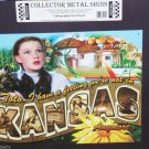 Wizard of Oz Lithographed Steel Metal Sign Toto Collectors Dorothy