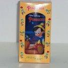Disney Pinocchio Burger King Plastic Glass Cup Retired Vintage Jiminy Cricket